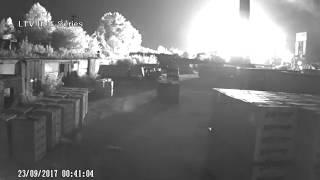 23.09.2017. Видео взрыва в Новомичуринске на Рязанской ГРЭС. Нарезка.