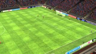 Belgium 1-1 Liechtenstein (After Extra Time) (Liechtenstein win 4 - 1 on penalties)