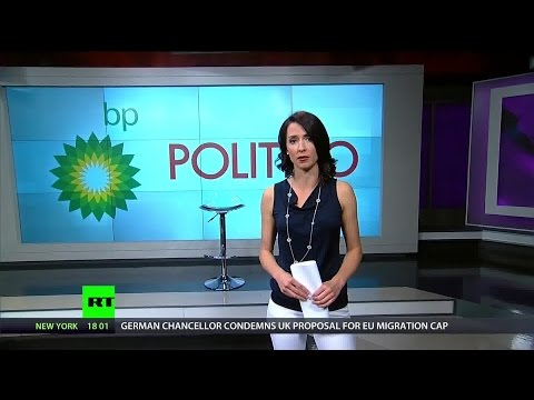 [472] Politico's BP Sugar Daddy, Capitalism's Successful Alternative & Fukushima Censorship