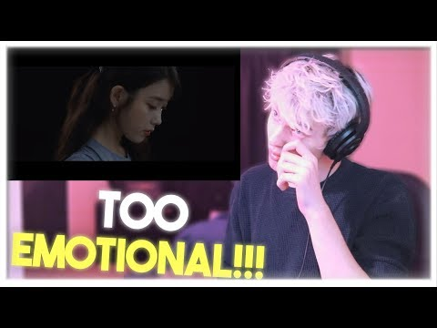 IU (아이유) - With a Determined Heart to Forget You (잊어야 한다는 마음으로) Reaction!! [TOO EMOTIONAL!!!]