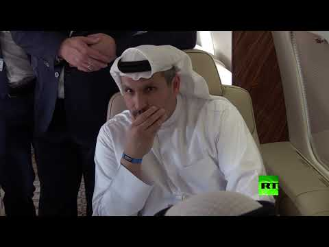 وزير روسي يعرض على محمد بن زايد مروحية -مي-38-  - نشر قبل 6 ساعة