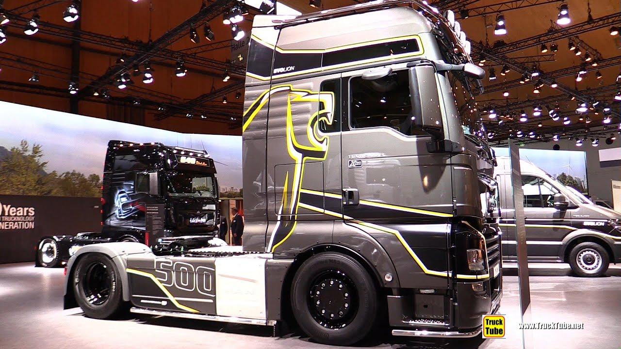 2020 Man TGX 18.500 EvoLion Individual Truck - Exterior ...