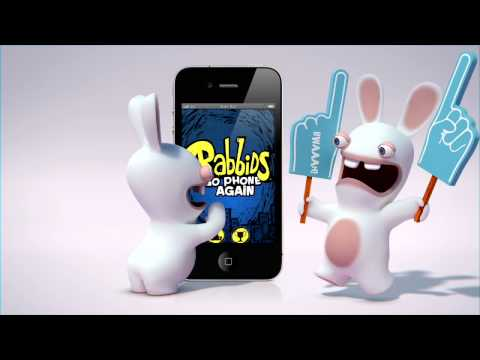 Rabbids Go Phone Again [UK]