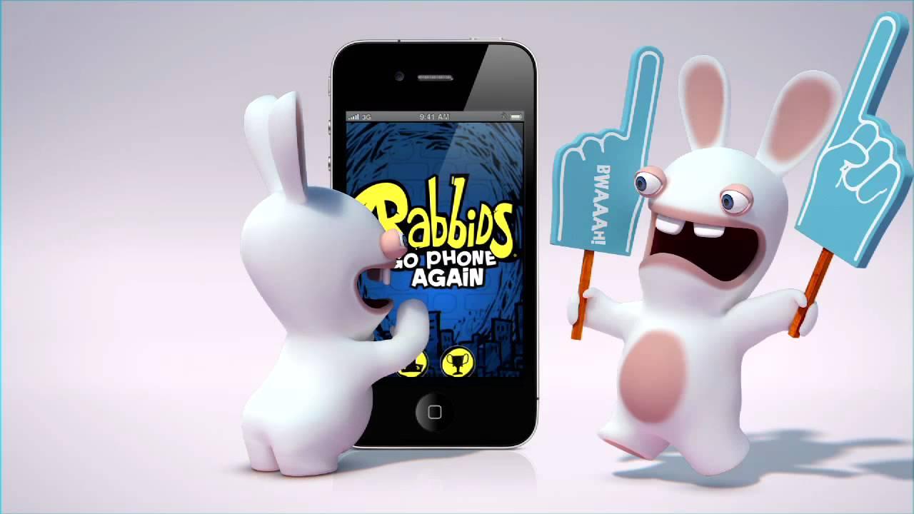 rabbids go phone ile ilgili görsel sonucu