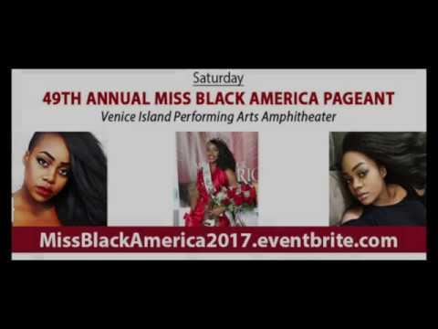 Miss Black America 2017