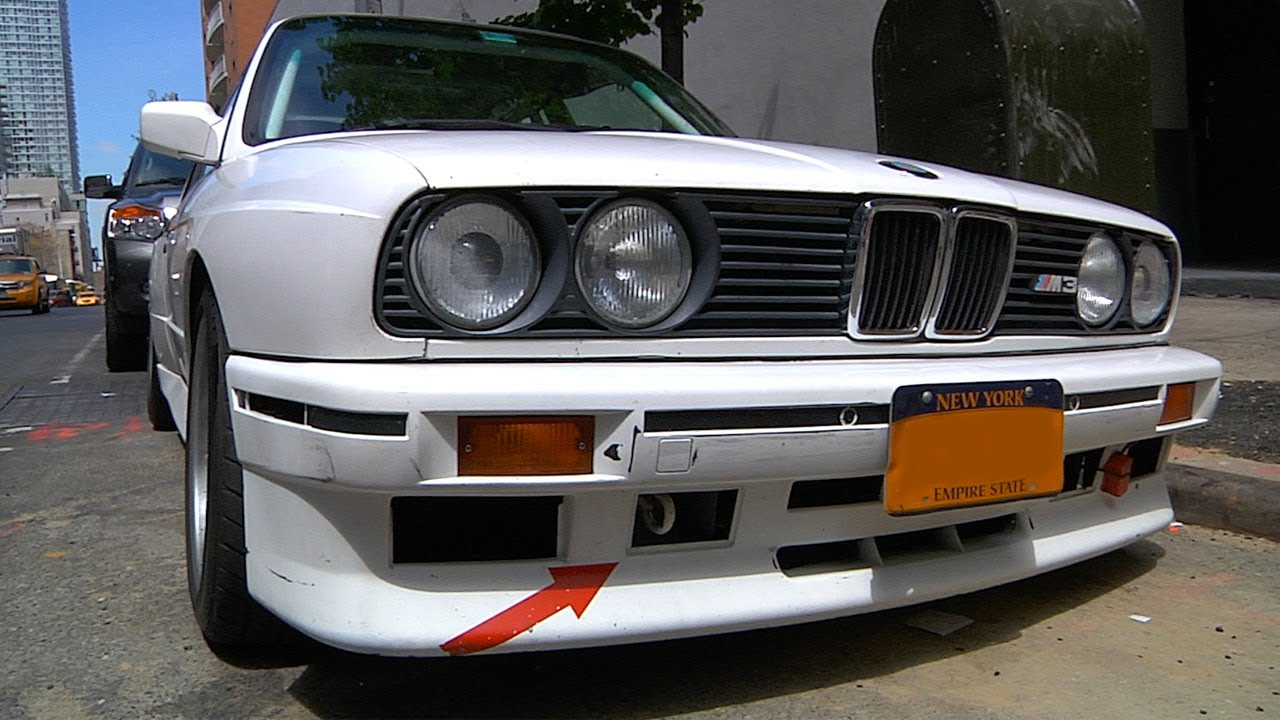 E30 BMW M3 Most Overhyped Classic