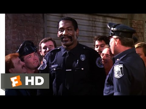 Police Academy 2 (1985) - Fight at the Blue Oyster Scene (7/9) | Movieclips