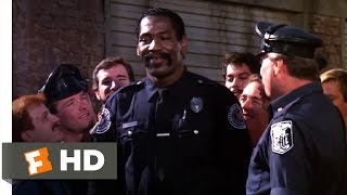 Police Academy 2 (1985) - Fight at the Blue Oyster Scene (7/9)  Movieclips