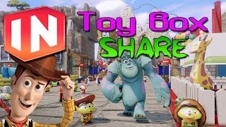 Disney Infinity: Toy Box Share - Disney Kingdom, Giant Castle