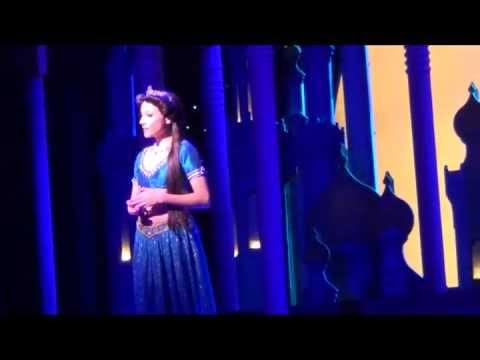Full Show of Aladdin A Musical Spectacular - Disney California Adventure (HD) - Recorded on 11-2-12