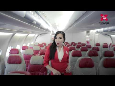 ไทย แอร์เอเชีย เอ็กซ์: น้องฟ้าภาค 3 (พาทัวร์ชมเครื่องบิน)