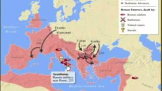 The Decline and Fall of Roman Empire