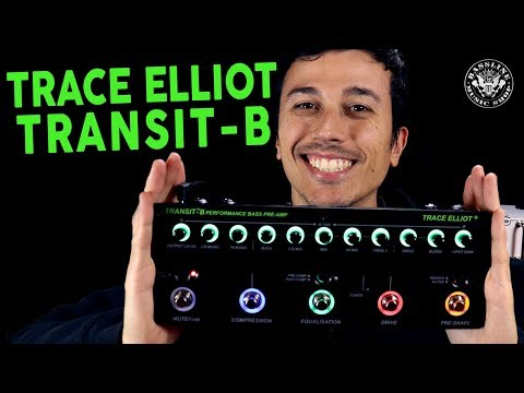 Trace Elliot Transit B Bass Preamp – Review (ITA)
