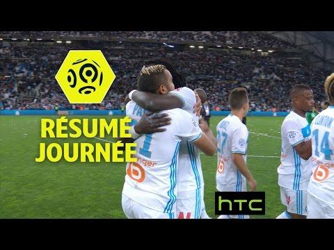 Résumé de la 33ème journée - Ligue 1 / 2016-17