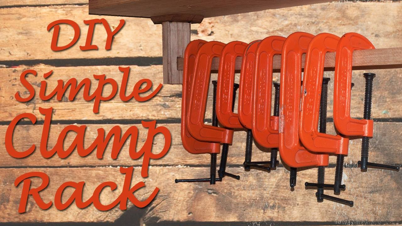 Simple And Fast Clamp Rack Ep 004 Youtube