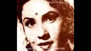 AAP KI MARZI / AS YOU PLEASE 1939: Bhanwaraa rasiya re man basiya jaaye kahaan (Khursheed)