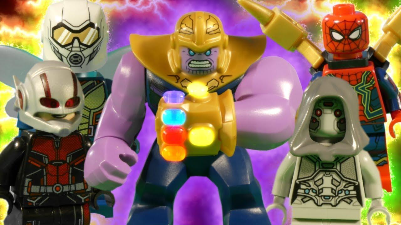 LEGO MARVEL MEGA AWESOME COMPILATION