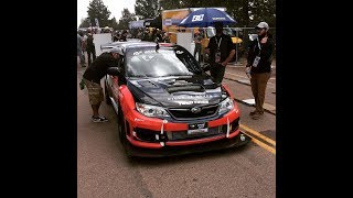 Flatirons Tuning - 2017 Pikes Peak International Hill Climb -  Race Day
