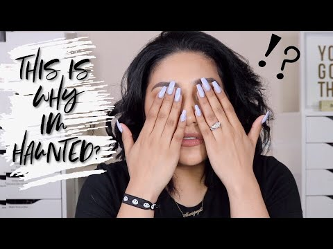THE GHOST THAT HAUNTS ME | STORYTIME UPDATE - ALEXISJAYDA