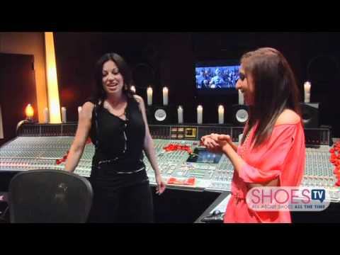 In the Studio with Recording/Mixing Engineer Marcella Araica