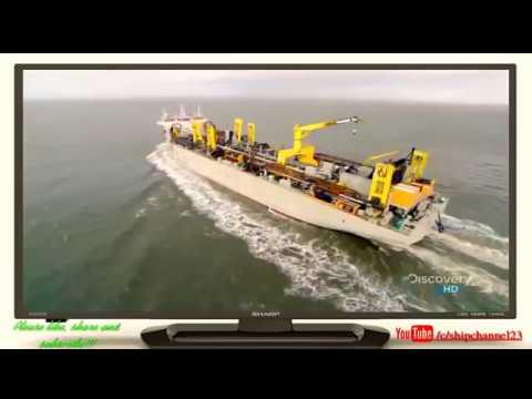 The Strongest Multipurpose Ice Breaking Vessel Umiak Documentary 2017