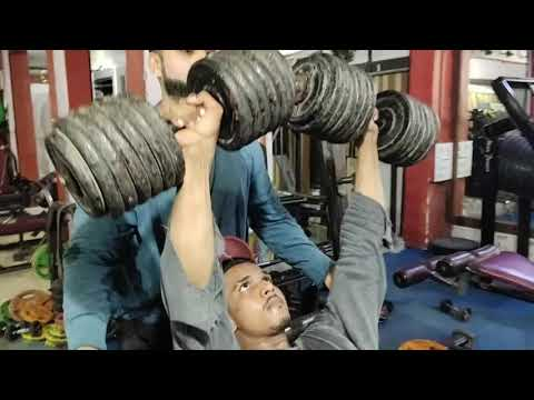 Abdul Wahid Body Building At Fitness Planet