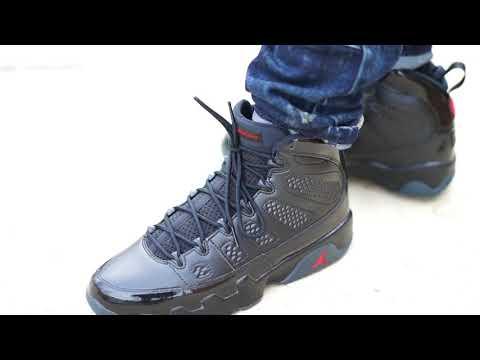 """Air Jordan 9 """"Bred"""" (Dope or Nope) + On Foot"""