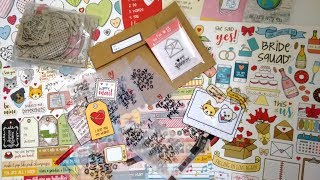 KISS: KIT COMPLETO de Scrapbooking tema Romântico!! - Scrapbook by Tamy