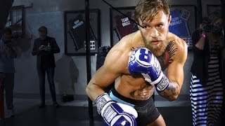 Conor McGregor's Boxing Skills | Highlights Boxing