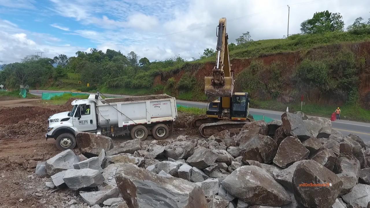 Con la construcción de 11 puentes, avanzan las obras en