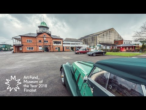 Brooklands Museum: Art Fund Museum of the Year 2018