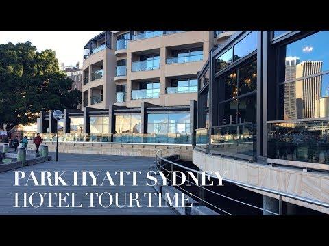 Park Hyatt Sydney | HOTEL TOUR TIME