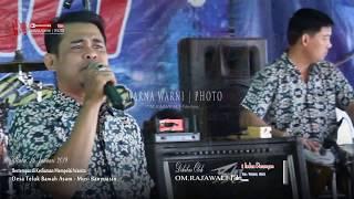 "OM.Rajawali Music Palembang _ ""BENCANA"" voc.Shadad Warna Warni B.Asam - Teluk - Muba"