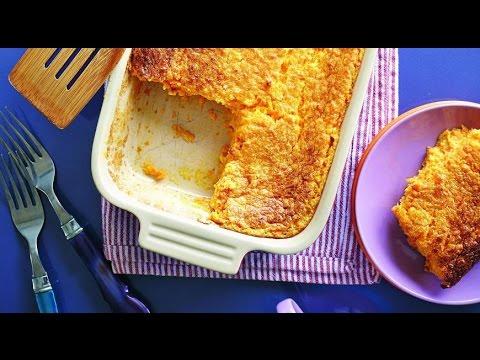 Тыквенно творожная запеканка кулинарный рецепт