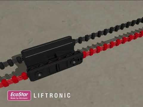 Hormann Liftronic 500 Torantrieb Youtube