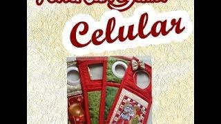 Porta Carregador de Celular por Ana Paula Garcia