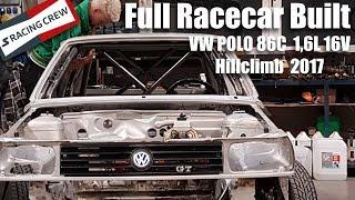Polo 86c 2F 1.6L. 16V Hillclimb Racecar 2017