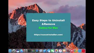 Easy Helper to Fully Remove Roblox from Mac