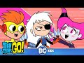 Teen Titans Go! | Metahumans! | DC Kids