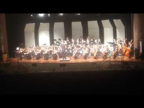 Rockwall Heath High School Symphonic Orchestra 5/9/19
