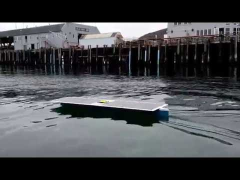 Did a Solar-Powered Autonomous Boat Just Cross the Pacific Ocean?