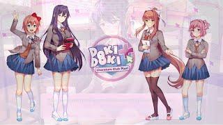 Doki Doki Literature Club PLUS Ya casi está Aqui!!!