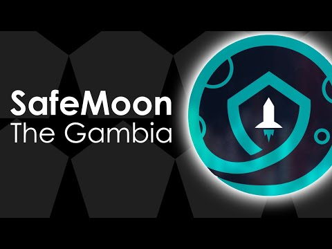 What is SAFEMOON Planning in The Gambia?