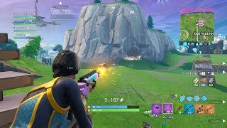 """*NEW* """"BOLT"""" SKIN GAMEPLAY Showcase (""""STORM FIGHTER"""" OUTFIT) 