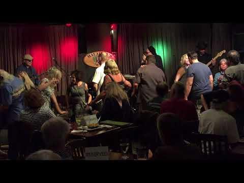 Curtis Salgado & Alan Hager~ Shake Your Moneymaker~with Rena Beavers, Doug Mug Swanson