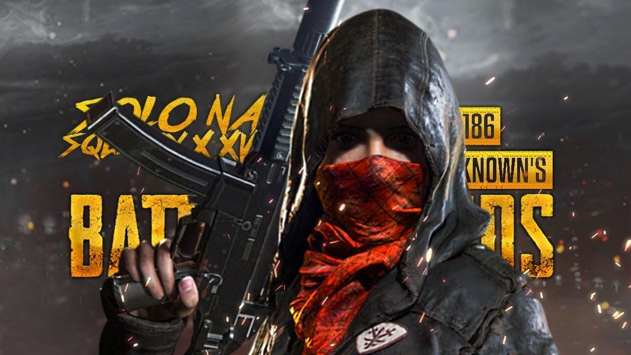 SOLO NA SQUADY XXV – Playerunknown's Battlegrounds (PL) #186 (PUBG Gameplay PL / Zagrajmy w)