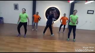 ratthaalu song khaidi no 150 chiranjeevi kajal devi sri prasad aerock dance fitness