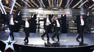 Beat Brothers have got razzamatazz | Semi-Final 5 | Britain's Got Talent 2015