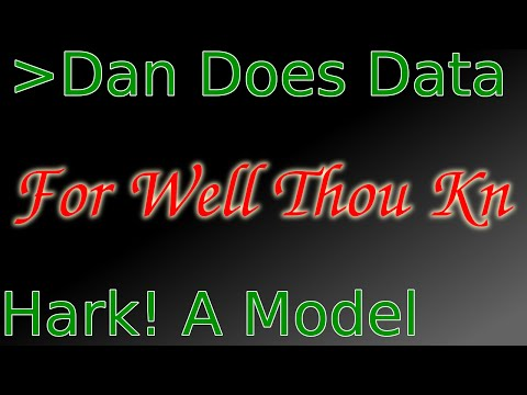 For Well Thou Kn: Simple Models
