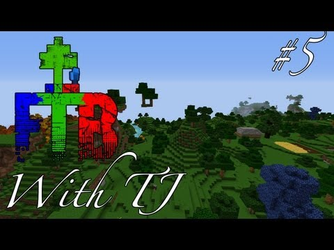 Minecraft: Feed The Joe - Episode 5 The Machines are Alive